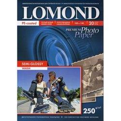 Полуглянцевая фотобумага A6 (20 листов) (Lomond 1103305) - БумагаОбычная, фотобумага, термобумага для принтеров<br>Фотобумага предназначена для высококачественной печати.