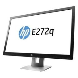 hp elitedisplay e272q (черный)