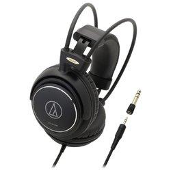 Audio-Technica ATH-AVC500 - НаушникиНаушники и Bluetooth-гарнитуры<br>Audio-Technica ATH-AVC500 - мониторные, закрытые, 40Ом, 106дБ