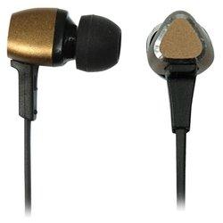 Ritmix RH-132 (бронзовый) - НаушникиНаушники и Bluetooth-гарнитуры<br>Ritmix RH-132 - вставные (amp;quot;затычкиamp;quot;), 16Ом, 92дБ