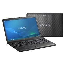 "sony vaio vpc-eh1m1r (core i3 2310m 2100 mhz/15.5""/1366x768/4096mb/500gb/dvd-rw/wi-fi/bluetooth/win 7 hp)"