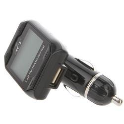 FM-трансмиттер ACV FMT-115 (черный) - MP3, FM модулятор