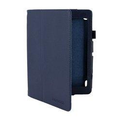 Чехол-книжка для Samsung Galaxy Tab E 9.6 SM-T561N (PALMEXX SMARTSLIM) (синий) - Чехол для планшетаЧехлы для планшетов<br>Чехол плотно облегает корпус и гарантирует надежную защиту от царапин и потертостей.