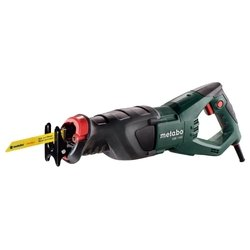 Metabo SSE 1100 - Пила, ножовкаПилы сабельные и электроножовки<br>Metabo SSE 1100 - сабельная, ручная, 1100Вт, 2600ход/м, 3.90кг