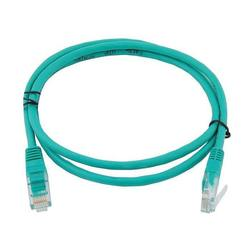 патч-корд rj-45 кат.5e utp 0.5 м литой (greenconnect gcr-lnc05-0.5m) (зеленый)