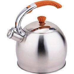 Teco TC-110 - Посуда для готовкиПосуда для готовки<br>Чайник Teco TC-110 - объем 3.5 л, нержавеющая сталь, со свистком.