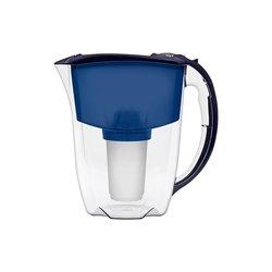 Аквафор Престиж (синий) - Фильтр, умягчительФильтры и умягчители для воды<br>Фильтр для воды Аквафор Престиж - объем кувшина 2.8 л, объем воронки 1.4 л, скорость фильтрации 0,2 л/мин.