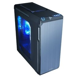 Zalman Z9 Neo Black - КорпусКорпуса<br>Zalman Z9 Neo Black - ATX, mATX, Mini-ITX, Midi-Tower, без БП, 4xUSB спереди, 205x482x490 мм,