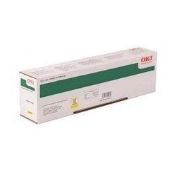 Картридж для Oki MC853, MC873 (45862837/45862849) (желтый) - Картридж для принтера, МФУКартриджи<br>Картридж совместим с Oki MC853, MC873.