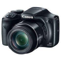 Canon PowerShot SX540 HS (1067C002) (черный) - Фотоаппарат цифровой