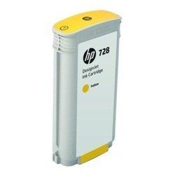 Картридж для HP Designjet T730, T830 (F9J65A) (желтый) - Картридж для принтера, МФУКартриджи<br>Картридж совместим с моделями: HP Designjet T730, T830.