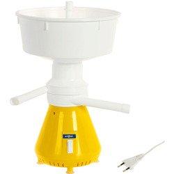Сепаратор для молока Ротор СП 003-01 (желтый) - Прочая техникаПрочая техника для кухни<br>Сепаратор используется для разделения цельного молока на сливки и обезжиренное молоко (обpат) с одновременной очисткой от загрязнений, оставшихся после процеживания молока.