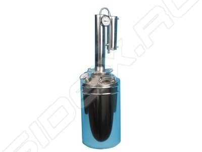 Самогонный аппарат дистиллятор владимирский 20л цф купить коптильни горячего копчения с гидрозатвором купить