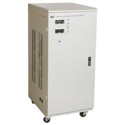 IEK СНИ1-30 кВА - Стабилизатор напряженияСтабилизаторы напряжения<br>IEK СНИ1-30 кВА - электромеханический стабилизатор напряжения, 30000 В·А
