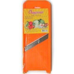 Шинковка для капусты Орел - ЛомтерезкаТерки и измельчители<br>Ручная терка для нарезки капусты. Материал корпуса - пластик. Материал ножей - металл.