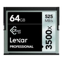 Lexar Professional 3500x CFast 2.0 64GB - Карта флэш-памяти