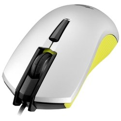 cougar 230m white-yellow usb