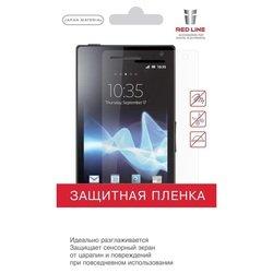 Защитная пленка для Samsung Galaxy A7 2016 (Red Line YT000008182) (прозрачная) - ЗащитаЗащитные стекла и пленки для мобильных телефонов<br>Пленка изготовлена из высококачественного полимера и идеально подходит для данной модели устройства.