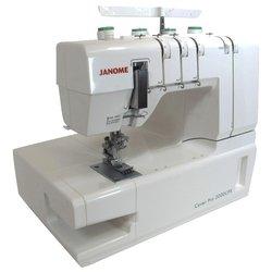 Janome Cover Pro 2000 CPX - Оверлок, распошивальная машинаОверлоки и распошивальные машины<br>Janome Cover Pro 2000 CPX - оверлок, 2, 3, 4-ниточный, дифференциальная подача, цепной стежок, 1000 ст/мин