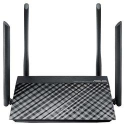 ASUS RT-AC1200 - Wifi, Bluetooth адаптерОборудование Wi-Fi и Bluetooth<br>ASUS RT-AC1200 - Wi-Fi роутер, 802.11a/b/g/n/ac, MIMO, 1167 Мбит/с, роутер, 4xLAN