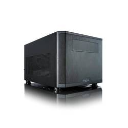 Корпус Fractal Design Core 500 черный w, o PSU miniITX 1x120mm 2xUSB3.0 audio - Корпус