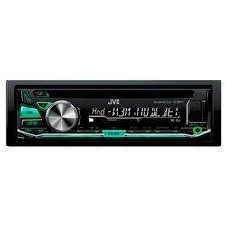 JVC KD-R577 - АвтомагнитолаАвтомагнитолы<br>Автомагнитола 1 DIN,<br>CD-проигрыватель,<br>макс. мощность 4 x 50 Вт,<br>воспроизведение с USB,<br>аудиовход на передней панели,<br>радиоприемник с RDS