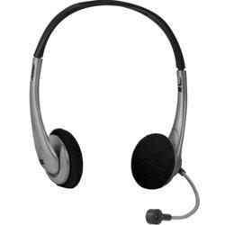 Defender Aura 114 (63114) (черно-серый) - Компьютерная гарнитураКомпьютерные гарнитуры<br>Проводная компьютерная гарнитура, диаметр мембраны 30 мм, импеданс (наушники) 32 Ом, чувствительность (наушники) 85 дБ, частотный диапазон (наушники) 20–20000 Гц.