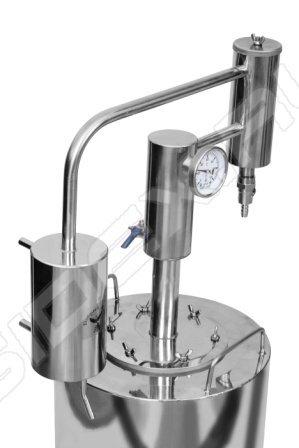Самогонный аппарат триумф 12л как изготовить спиртовую колонну для самогонного аппарата своими руками