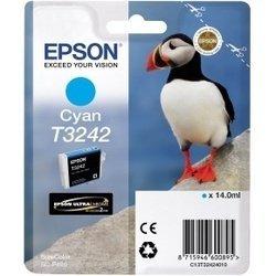 Картридж для Epson SureColor SC-P400 (C13T32424010) (голубой) - Картридж для принтера, МФУ