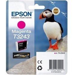 Картридж для Epson SureColor SC-P400 (C13T32434010) (пурпурный) - Картридж для принтера, МФУ