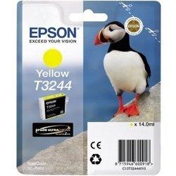 Картридж для Epson SureColor SC-P400 (C13T32444010) (желтый) - Картридж для принтера, МФУ