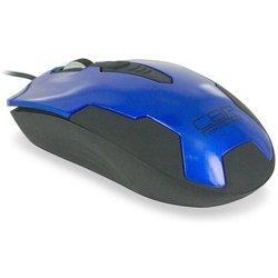 CBR CM-305 Black-Blue USB - АксессуарКлавиатуры, мыши, комплекты<br>Проводная мышь, интерфейс USB, 3 клавиши, разрешение оптического сенсора 1200 dpi.