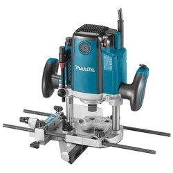 Makita RP2301FCX - ФрезерФрезеры<br>Makita RP2301FCX - вертикальный, 2100 Вт, макс. скорость 22000 об/мин, макс. глубина фрезерования 70 мм, 6.1 кг