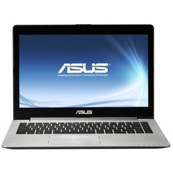 "Asus VivoBook S400CA-CA025H 90NB0051-M00580 (Core i5 3317U 1700 Mhz, 14.0"", 1366x768, 4096Mb, 320Gb, DVD нет, Intel HD Graphics 4000, Wi-Fi, Bluetooth, Win 8 64) черный"