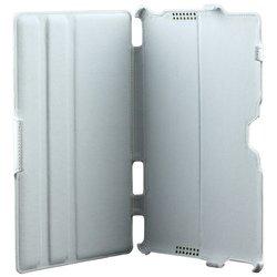 Чехол для Asus Eee Pad TF600T iBox Premium (белый) - Чехол для планшетаЧехлы для планшетов<br>Чехол для Asus Eee Pad TF600T от компании iBox Premium позволит на долго сохранить первозданный внешний вид устройства надежно защищая его от повреждений и прочих воздействий. Аксессуар обладает всеми отверстиями и прорезями для камеры, динамиков и подключения штекеров.