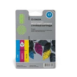 Картридж для HP DeskJet 816, 817C, 825C, 840, 841C, 842C, 843C, 845C Series(Cactus CS-C6625A) (трехцветный) - Картридж для принтера, МФУ
