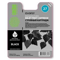 Картридж для HP Cactus CS-C8727 (черный) - Картридж для принтера, МФУ
