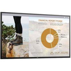 Dell C7016H (черный) - МониторМониторы<br>Диагональ экрана 69.5quot; (176.5см), разрешение 1920x1080, углы обзора  176/176°, тип матрицы VA, соотношение сторон экрана 16:9.