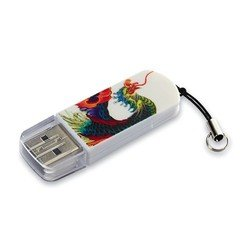 Verbatim 32Gb Mini Tattoo Phoenix USB2.0 (49898) (феникс)