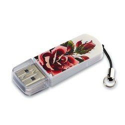 Verbatim 32Gb Mini Tattoo Rose USB2.0 (49896) (роза)