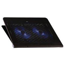 Охлаждающая подставка для ноутбука до 17 (Buro BU-LCP170-B214) (черный) - Охлаждающая подставка для ноутбукаОхлаждающие подставки для ноутбуков<br>Подставка для ноутбука удобна в использовании. Подходит для ноутбуков с диагональю экрана от 17quot;.