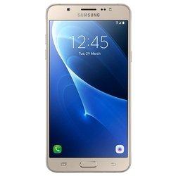 Samsung Galaxy J7 (2016) SM-J710F (золотистый) ::: - Мобильный телефон