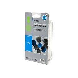 Картридж для HP DesignJet Cactus CS-C9371 (голубой) - Картридж для принтера, МФУ