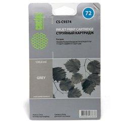 Картридж для HP DesignJet Cactus CS-C9374 (серый) - Картридж для принтера, МФУ
