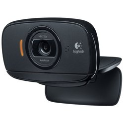 Logitech HD Webcam C525 New (960-001064) (черный)