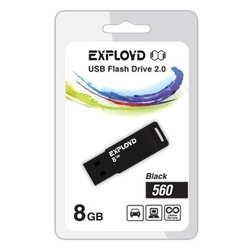 EXPLOYD 560 8GB