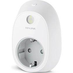 Умная Wi-Fi розетка TP-Link HS100 (белый) - Розетка, выключатель, рамкаРозетки, выключатели и рамки<br>Умная Wi-Fi розетка, управление с Android/iOS устройств (бесплатное приложение Kasa), поддержка голосового управления Amazon Echo, возможность установки графика работы, 100.3x66.3x77 мм, 132 гр