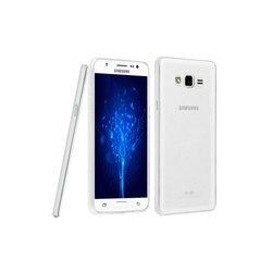 Силиконовый чехол-накладка для Samsung Galaxy J5 2016 (iBox Crystal YT000008553) (прозрачный) - Чехол для телефонаЧехлы для мобильных телефонов<br>Чехол плотно облегает корпус и гарантирует надежную защиту от царапин и потертостей.