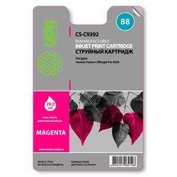 Картридж для HP Officejet Pro K550 Cactus CS-C9392 (пурпурный) - Картридж для принтера, МФУ