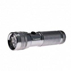 КОСМОС M3712-C-LED (серебристый) - ФонарьФонари<br>Фонарь имеет прочный, высокотехнологичный корпус из авиационного алюминия.